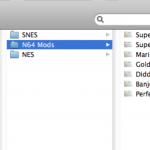One Folder N64 Mods