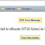Fix Wordpress Fatal Error Allowed Memory Size Limit