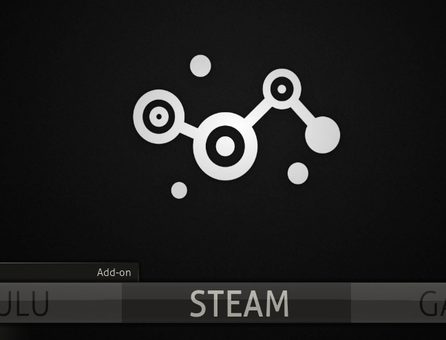Launch Steam From Kodi