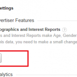 Demographics and interests in Google Analytics