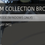 Open and Close XBMC with Rom Collection Browser