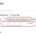 Analytics IP Filter