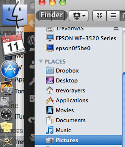 Migrate and Host iPhoto Library from Network Storage