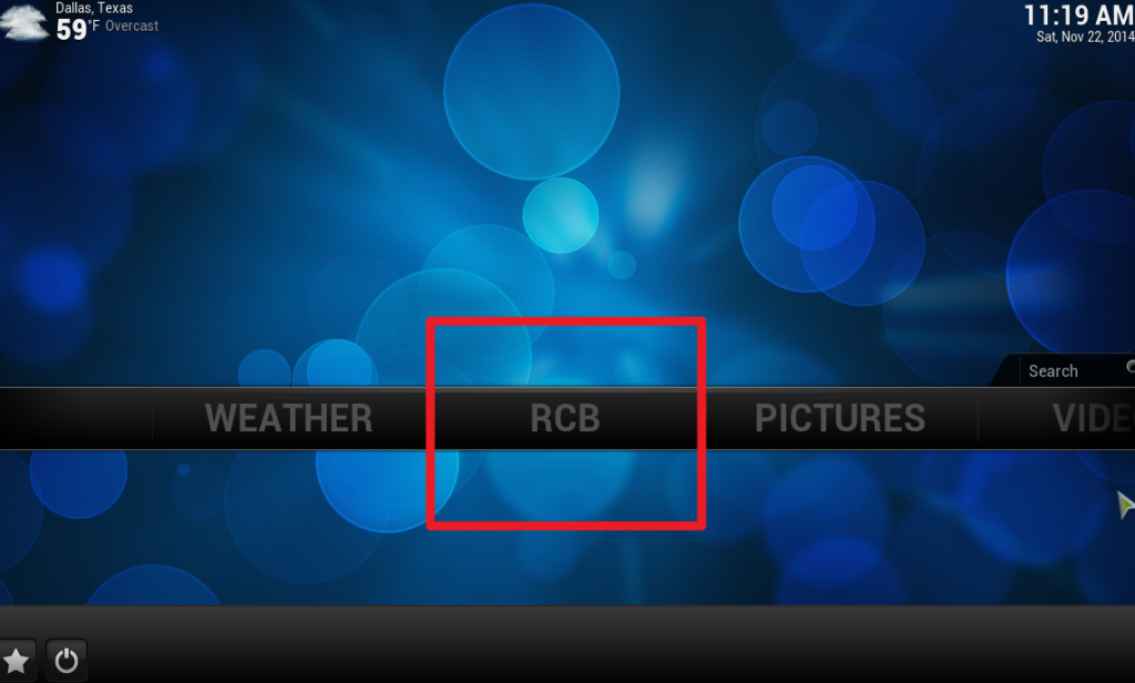 How to Add a Menu Item to Confluence XBMC (Kodi)