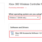 How to Hook Up Wireless XBox Controller to PC