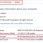 Windows 64 and Windows 32 bit