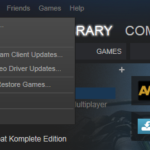 Host Steam Library From Different Drives