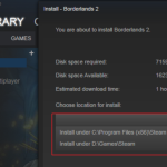Migrating Steam Game to Different Drive