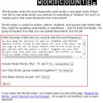 Create Wordpress Spam Filter Keyword List