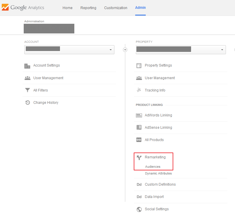 Build Remarketing Audience for Non Converting Visitors Google Analytics