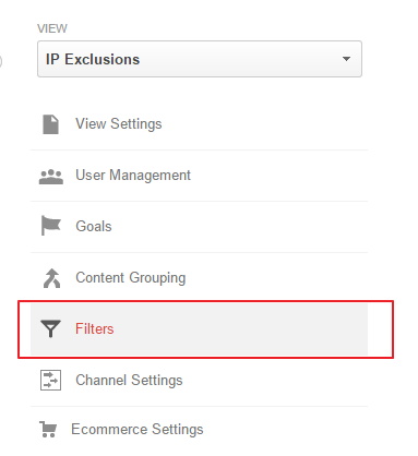 Top 5 Google Analytics Filters