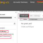 Track BingAds Conversions in Google Tag Manager