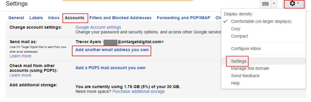 Free emails with Google Apps