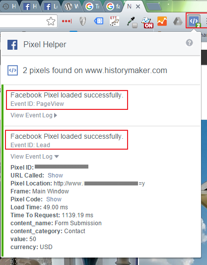 Add Facebook Conversion Tag with Google Tag Manager