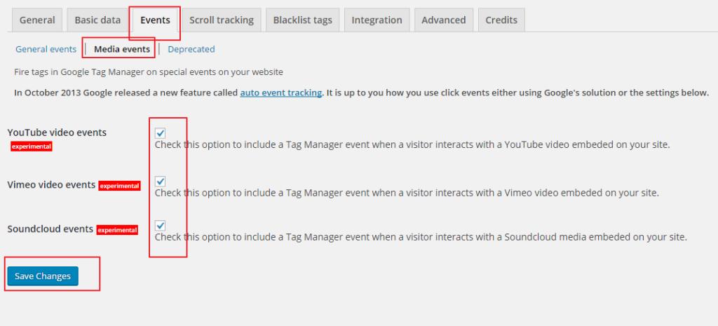 Track Embedded Videos on WordPress Site