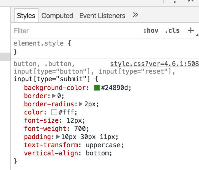 Non Developer CSS Tips