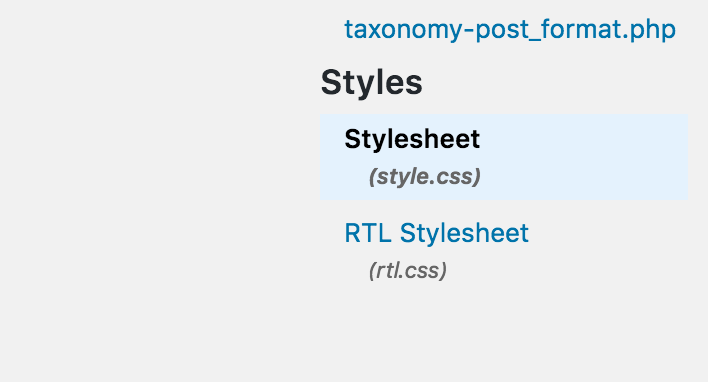 Style.CSS for Non Developers
